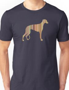 Wall Paper Sighthound Unisex T-Shirt