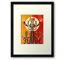 Conjure Framed Print
