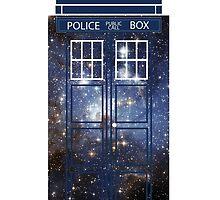 Doctor Who - Galaxy by SarGraphics
