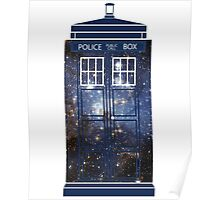 Doctor Who - Galaxy Poster