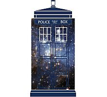 Doctor Who - Galaxy Photographic Print