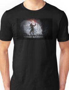 Rise of the Tomb Raider Design Unisex T-Shirt