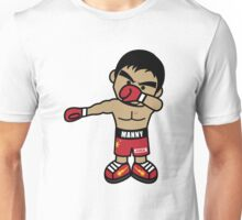 Dabbing Manny Pacquiao By AiReal Apparel Unisex T-Shirt