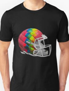Helmet Coldplay SuperBowl T-Shirt