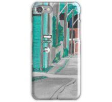 Little Side Street  iPhone Case/Skin