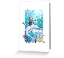Ocean Adventure Greeting Card