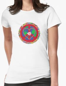 Peace on earth (red) T-Shirt