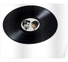 the last shadow puppets  Poster