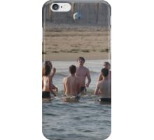 Playing with the Boys iPhone Case/Skin
