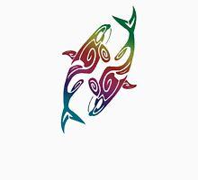 Rainbow Swirls Unisex T-Shirt