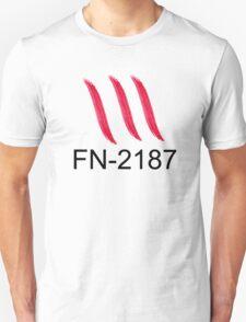 FN-2187 bloody hand print Unisex T-Shirt