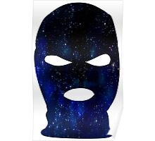 Ski Mask Poster