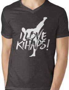 I Love Kihaps! Mens V-Neck T-Shirt