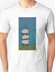 Ewe Get By With a Little Help From Your Friends T-Shirt
