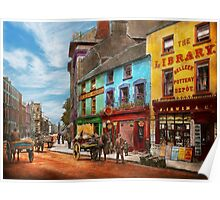 City - Newry Ireland - The charm of a city 1902 Poster