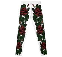 Rosas De HannaH Leggings