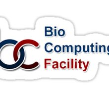 BCF - Bio Computing Facility, Arizona Research Labs, University of Arizona Sticker