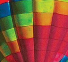 Hot Air Balloon Coldplay Sticker