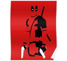 DeadPool Minimalistic Poster