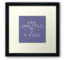 Max Caulfield Forever Framed Print