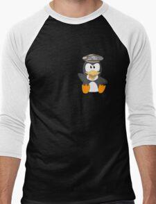 musseduch penguin Men's Baseball ¾ T-Shirt
