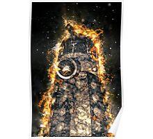 Doctor Who - Exploding Dalek Poster
