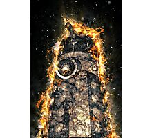 Doctor Who - Exploding Dalek Photographic Print
