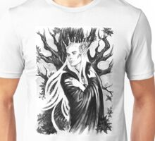 Black cloak Unisex T-Shirt