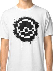 Pokeball Spray paint Classic T-Shirt