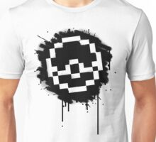 Pokeball Spray paint Unisex T-Shirt