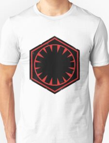 Star Wars Empire Symbol Worn Unisex T-Shirt