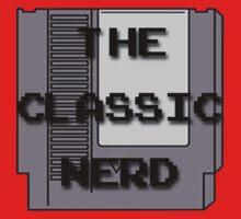 The Classic Nerd Logo Kids Clothes