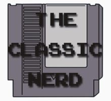 The Classic Nerd Logo Kids Clothes
