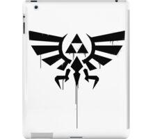 Legend of Zelda Triforce Splatter iPad Case/Skin
