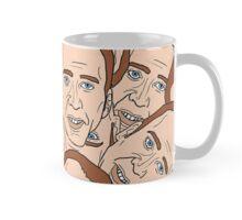 Nicolas Cage pattern Mug