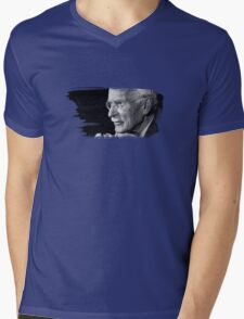 Carl Gustav Jung Mens V-Neck T-Shirt