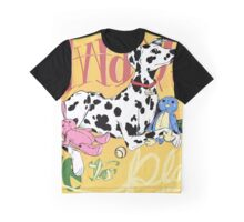 There's Always Time To Play Dalmatian Graphic T-Shirt