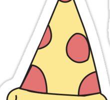 sigma pizza tau Sticker