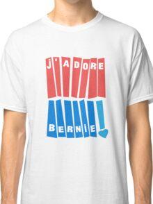 J'Adore Bernie Classic T-Shirt