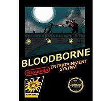Bloodborne NES nintendo Photographic Print