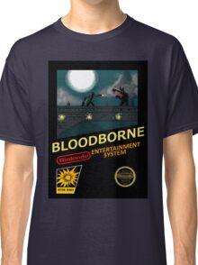 Bloodborne NES nintendo Classic T-Shirt