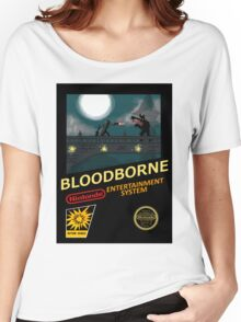 Bloodborne NES nintendo Women's Relaxed Fit T-Shirt