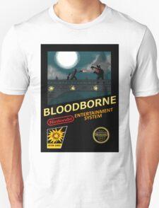 Bloodborne NES nintendo T-Shirt