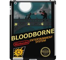 Bloodborne NES nintendo iPad Case/Skin