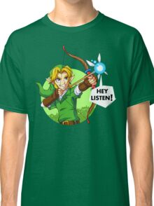 Zelda Fairy Bow  Classic T-Shirt