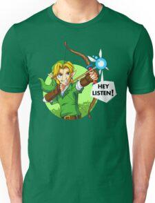 Zelda Fairy Bow  Unisex T-Shirt