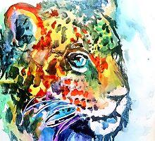 Jaguar by Emma Kaufmann
