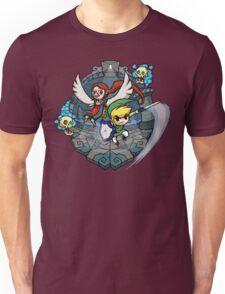 Zelda Wind Waker Earth Temple Unisex T-Shirt