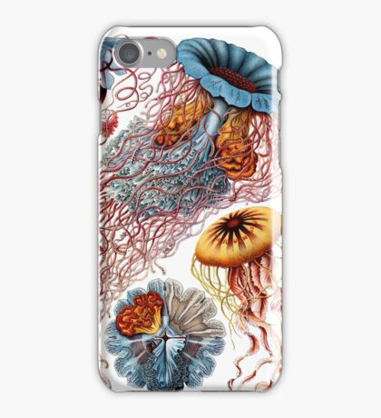Ocean Life Jellyfish iPhone Case/Skin