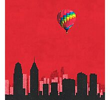 Coldplay Philadelphia Duvet Photographic Print